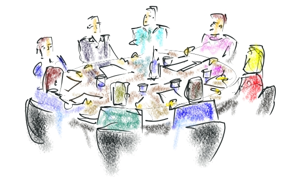 how to manage a meeting